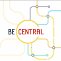 Be central